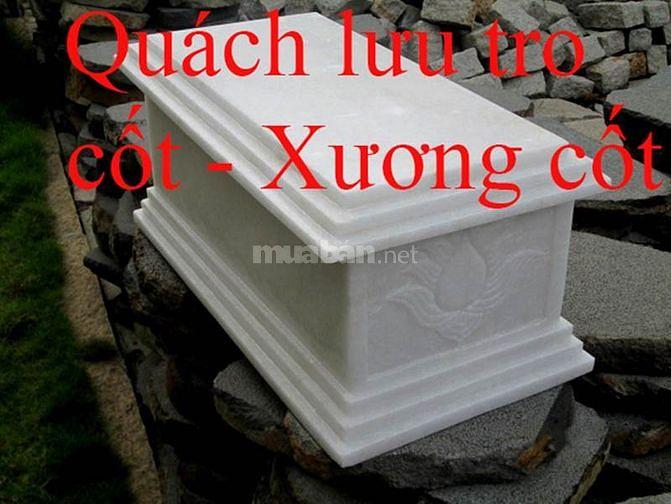 Búp sen kỳ lân đá để trụ mộ hủ lưu tro cốt lưu xương cốt đá giá rẽ