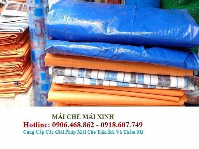 Bạt Nhựa, Bạt Che Nắng, Bạt Che Mưa, Bạt che năng mưa cho công trình