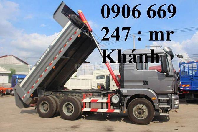 Xe ben shacman 4 chân nhập khẩu và phân phối bởi Rita Võ .
