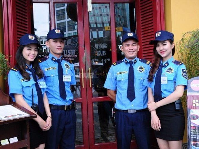 Tuyển 5 Nam bảo vệ trường học Phan Đăng Lưu-Phú Nhuận