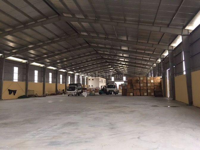 Cho thuê kho xưởng DT 1300m2,2400m2 KCN phố nối A Văn Lâm Hưng Yên