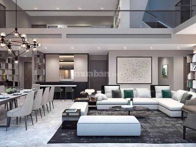 Cần sang nhượng Penthouse Vinhomes Central Park DT 410 m2 Giá 16,8 tỷ