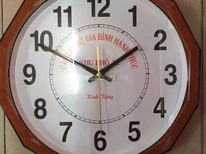 Sản xuất đồng hồ treo tường giá rẻ tại Quảng Ngãi