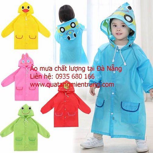 Áo mưa giá rẻ tại Đà Nẵng, in áo mưa làm quà tặng tại Đà Nẵng