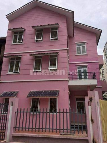 Cho thuê biệt thự Trung Văn, 211m2x 5T, sàn thông