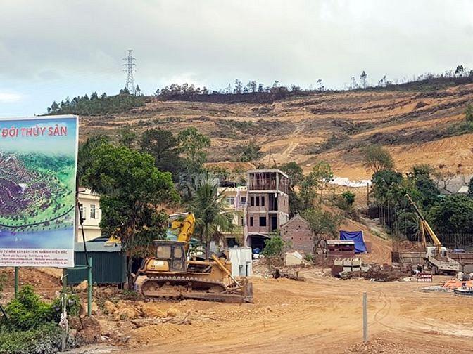 Bán đất nền đồi thủy sản tp Hạ Long, Quảng Ninh giá chỉ 10,5tr/m2