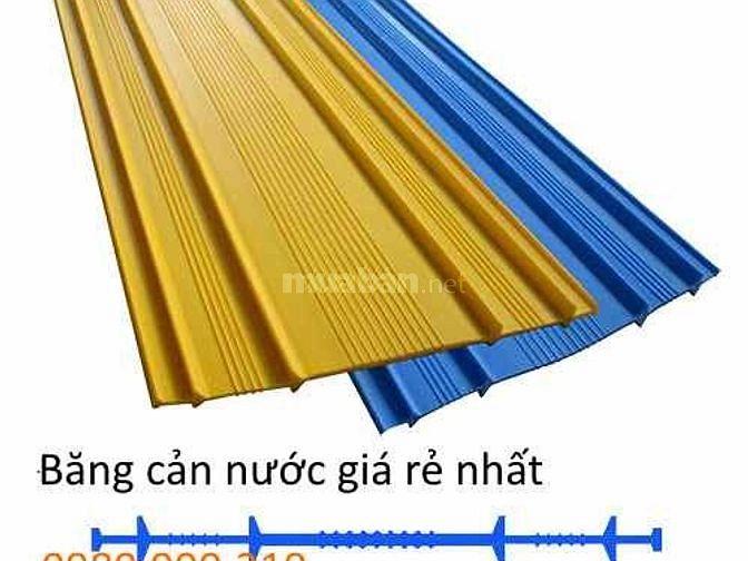 Mua Băng cản nước PVC chính hãng giá ưu đãi ở đâu tại Hà Nội?