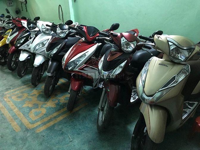 Dịch vụ cho thuê xe máy Thanh Phong giá rẻ tại Đà Nẵng