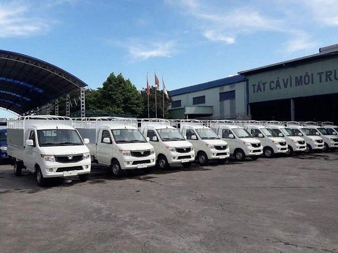 Xe tải kenbo 990kg Bắc Ninh giá 169 triệu