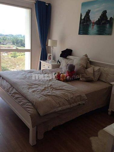 Cho thuê căn hộ full nội thất 3 phòng ngủ tòa Saphire Saigon Pearl
