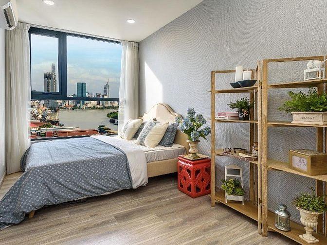 Cho thuê căn hộ dịch vụ khu vực thảo điền, quận 2