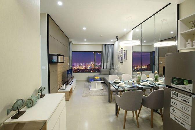 Cho thuê căn hộ chung cư cao cấp Diamond Lotus Riverside, Quận 8