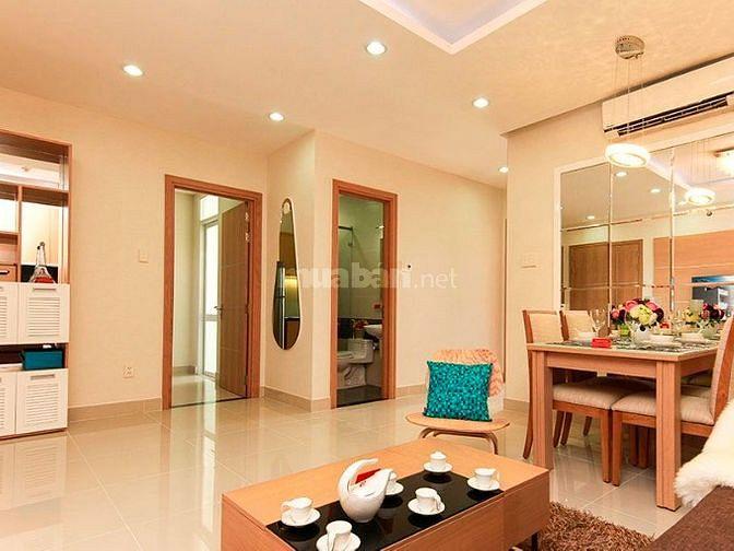 Căn hộ 10 tầng nghĩ dưỡng cao cấp, diện tích 50m2, ở Nguyễn Văn Bứa.