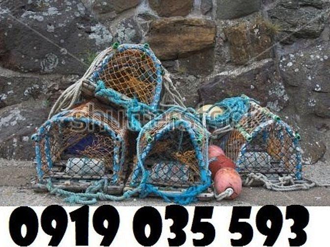 Lưới làm lồng cá nuôi siêu bền, kho sản xuất lưới lồng cá bè
