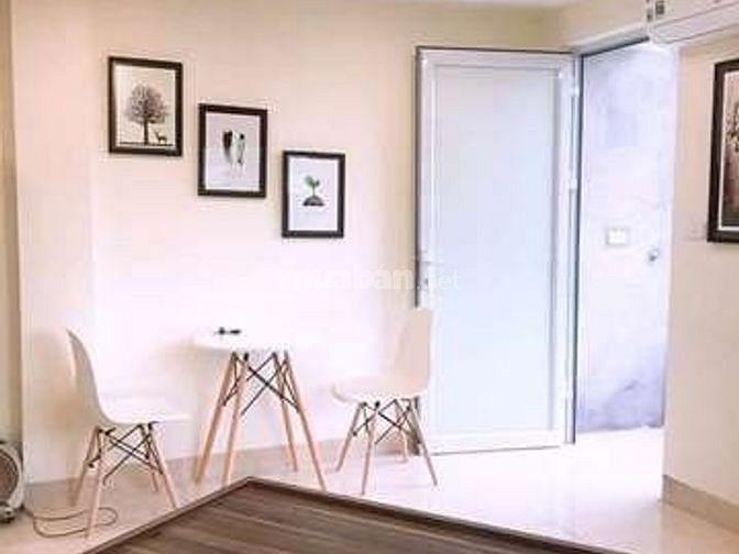 Cho thuê căn hộ đủ đồ mới đẹp phố Tân Ấp gần phố cổ Hàng Than