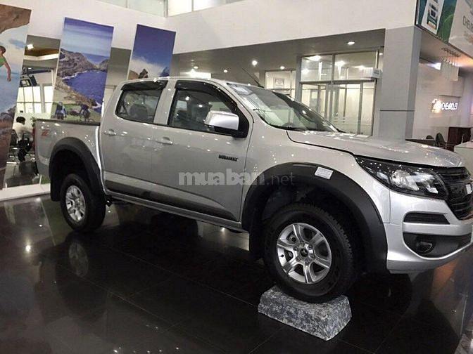 Bán Xe bán tải Chevrolet Colorado 2018, nhập khẩu Thái Lan