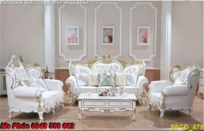 Top 10 mẫu sofa tân cổ điển giá rẻ nhưng cực đẹp tại Bình Dương
