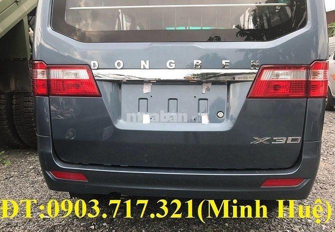 Xe tải van Dongben 490 kg chạy thành phố, Xe van bán tải Dongben X30