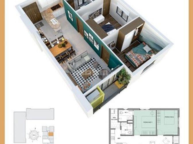 Căn hộ Tara Residence quận 8 giá rẻ từ 1.3 tỷ