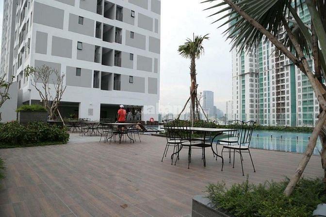 Bán gấp căn hộ River Gate, Q4, 76m2, giá 3,6 tỷ, 2pn - đầy đủ nội thất