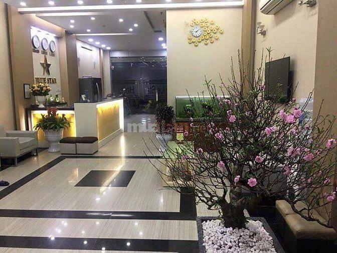 Bán Gấp Khách Sạn Full Nội Thất Phố Hàm Nghi Mặt Tiền 6M