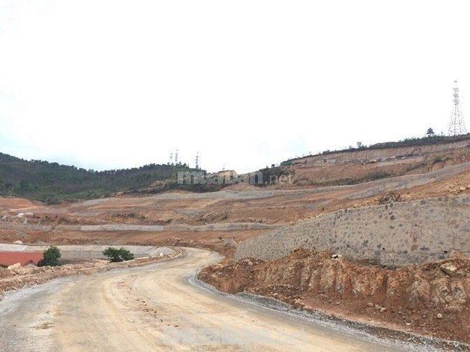 Những lô cuối cùng đất biệt thự đồi Thủy Sản chỉ 28trr/m2