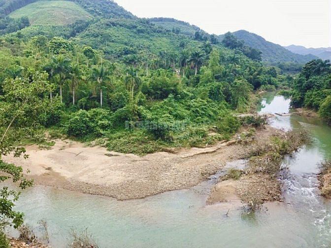 Bán 6 Ha đất làm khu biệt thư nghỉ dưỡng tại huyện Lương Sơn,tỉnh Hòa