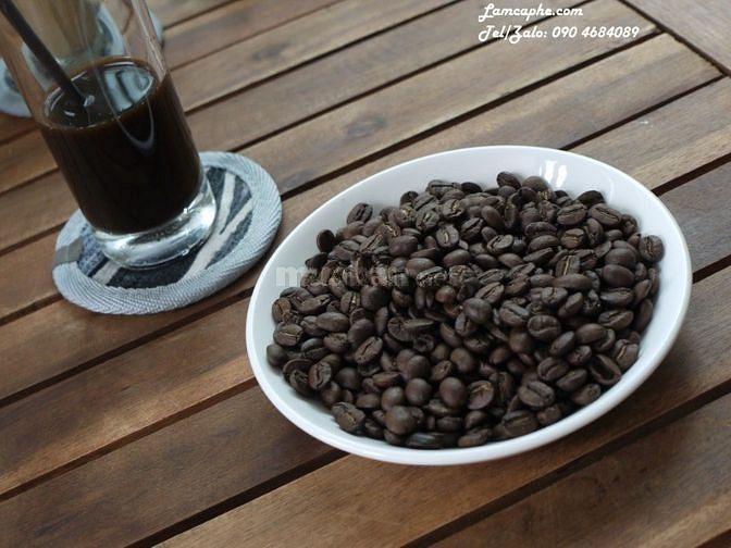 Cung cấp cà phê hạt rang nguyên chất Buôn Mê Thuột tại Thủ Dầu Một