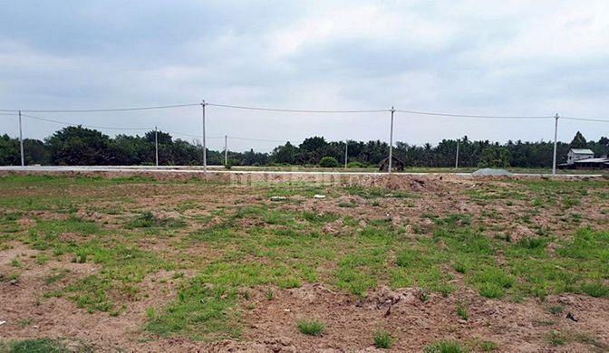Đất thổ cư 100 % - mặt tiền QL13 KCN BeCaMex - DT: 245m2 (8x34 ) - SHR