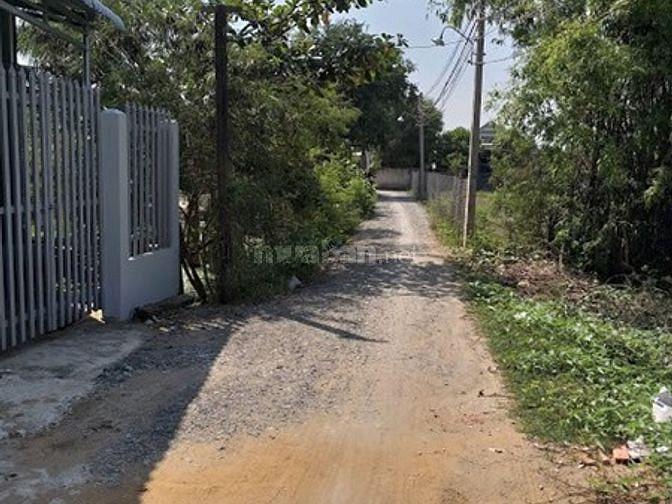 Bán 580m2 đất thổ cư, hẻm xe hơi ấp Lộc Tiền, Mỹ Lộc