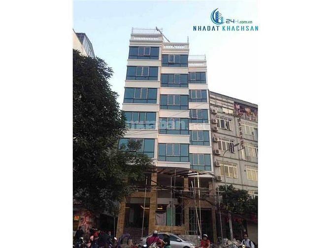 Khách Sạn Siêu Đẹp Với 32 Phòng Mới 100 % Mặt Phố Nguyễn Chánh