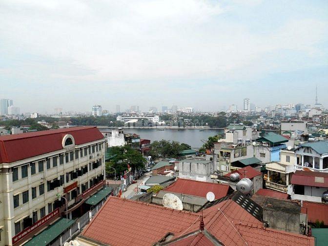 Cho thuê căn hộ chung cư khu Lò Đúc - Trần Khát Chân - Kim Ngưu