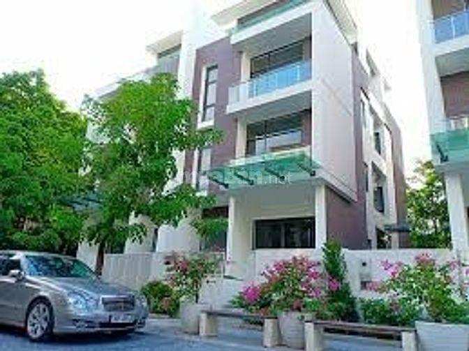 Cho thuê nhà liền kề tại Nguyễn Huy Tưởng,5 tầng thang máy,42tr/tháng