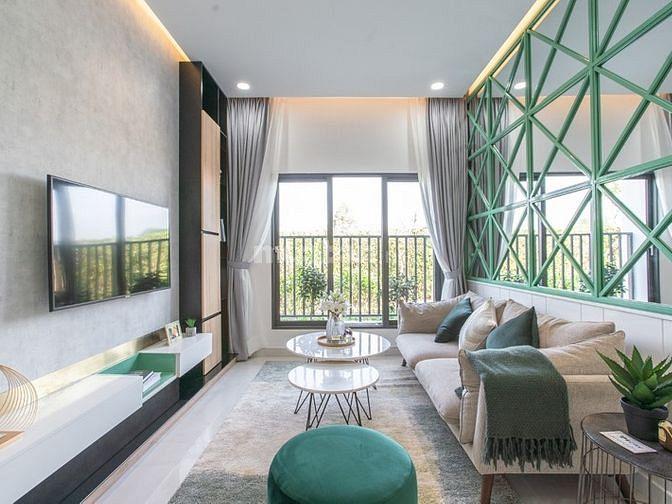Dự án Picity High Park - Căn hộ xanh chuẩn Singapore ngay T/tâm Q12
