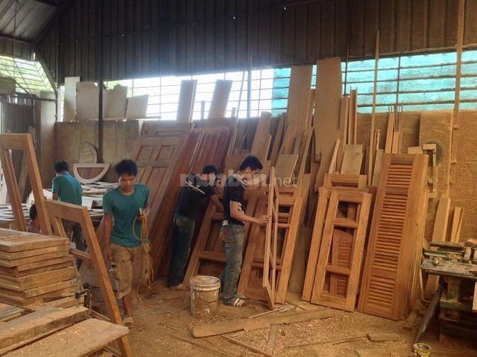 TPHCM Cần thợ mộc, phụ mộc làm đồ gỗ nội thất và công trình