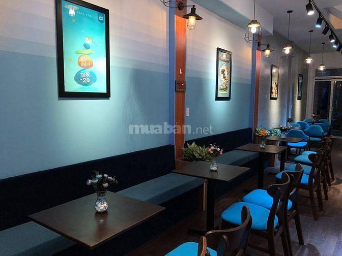 Cần Sang Lại Mặt Bằng Quán Cafe, cơm trưa văn phòng MT Luỹ Bán Bích