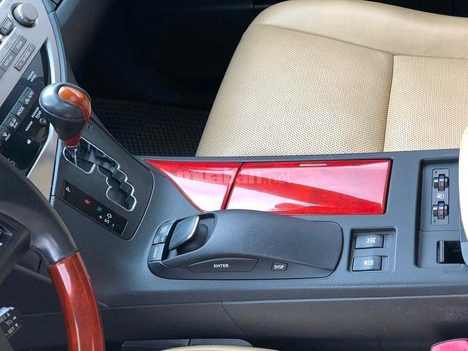 Xe RX350 3.5 AT model 2010 Màu Đen Bản Full, máy xăng