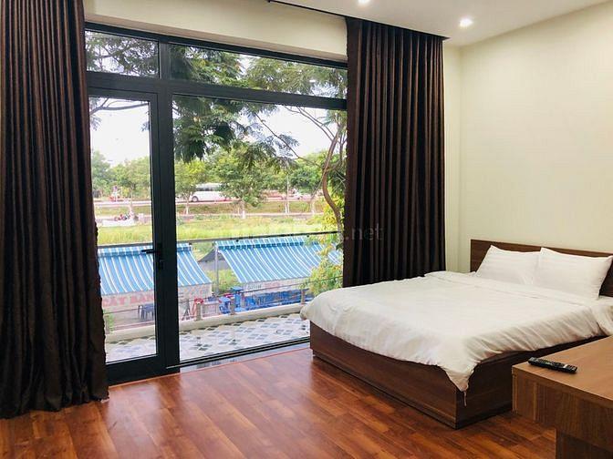 Cho thuê nhà 3 tầng mới đường Phan Huy Chú ngay cầu Trần Thị Lý Quận S