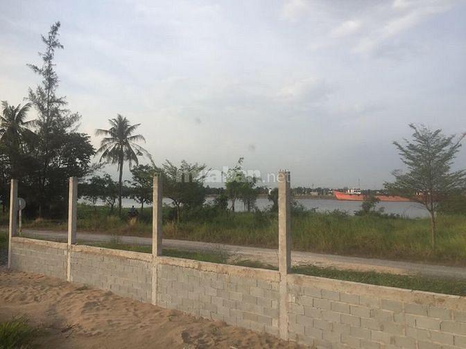 Bán đất mặt tiền sông Sài Gòn, Xã Nhị Bình, Hóc Môn, DT 1720m2