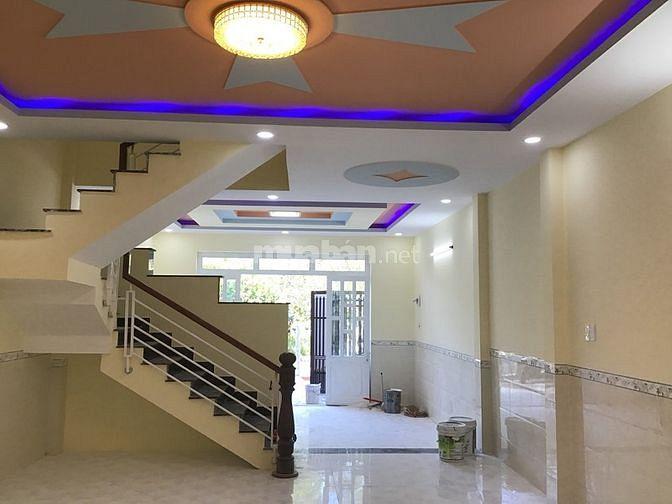 Bán nhà đang hoàn thiện tại Xóm Đồng, Gò Dầu diện tích 75m2 giá 850tr