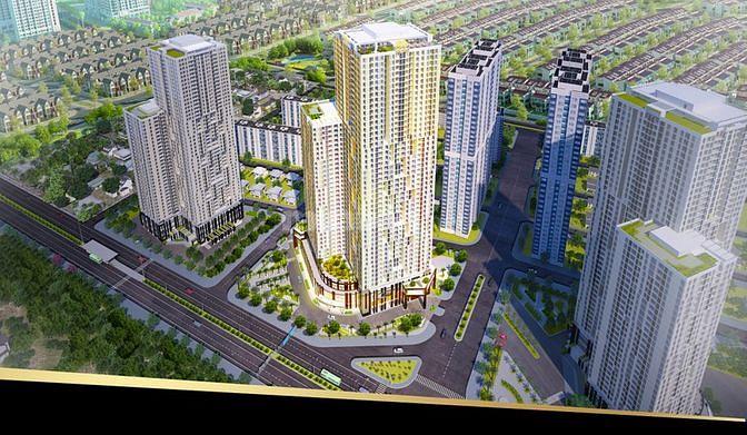 Chung Cư BID RESIDENCE Văn Khê Hà Đông từ1.5 tỷ căn 2PN Full nội thất