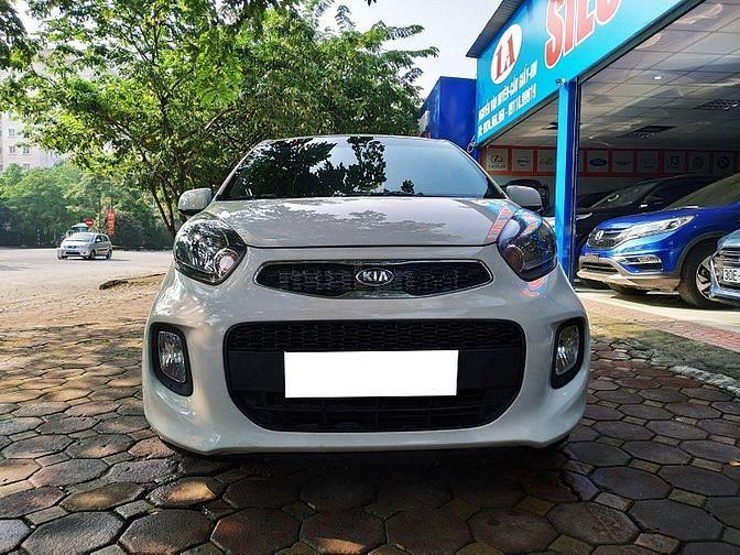 Siêu thị ô tô liên việt bán Kia Morning 1.25MT 2018
