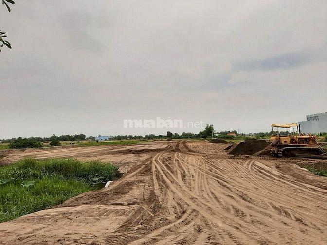Chính chủ bán 2100m2 đất Mặt tiền đường vào KCN Dầu Khí