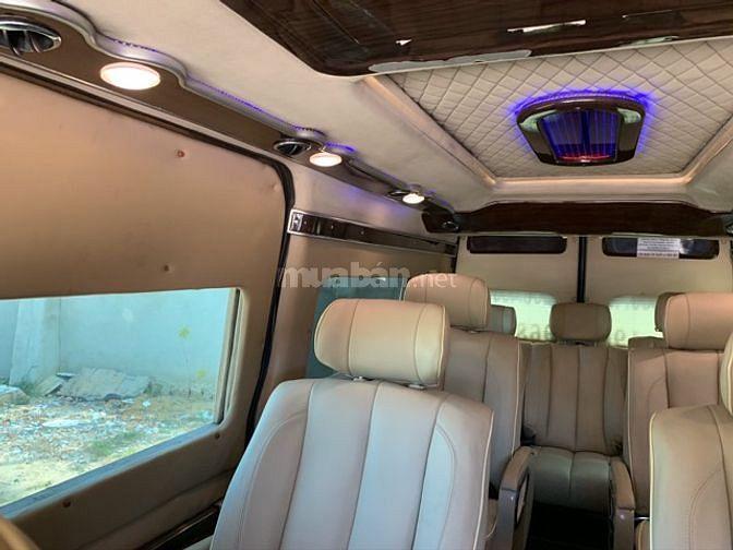 VŨNG TÀU. Cần bán xe ford transit 16 chỗ , ford  limousine 10 chỗ