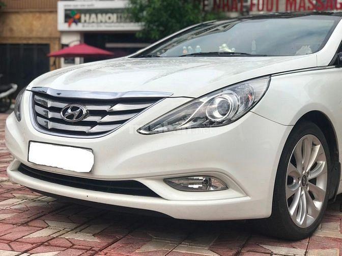 Auto Đại Phát bán : Hyundai Sonata 2011 màu trắng