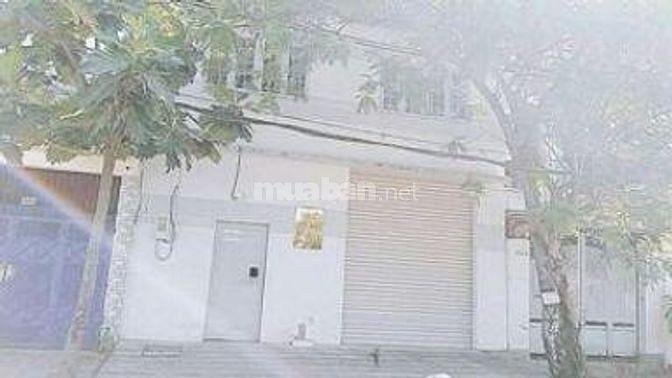 Nhà kho bán và cho thuê, DT 8x24+gác 8x6 MT đường số 21, KDC Bình Hưng