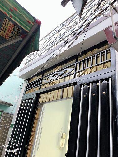 Nhà mới 1 lầu bán gấp 3.05x11.5 phan huy ích p12 gv