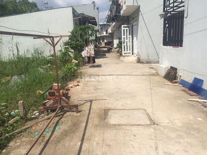 Bán nền biệt thự thổ cư 100% hẻm Khôi Nguyên,thích hợp xây nhà trọ...