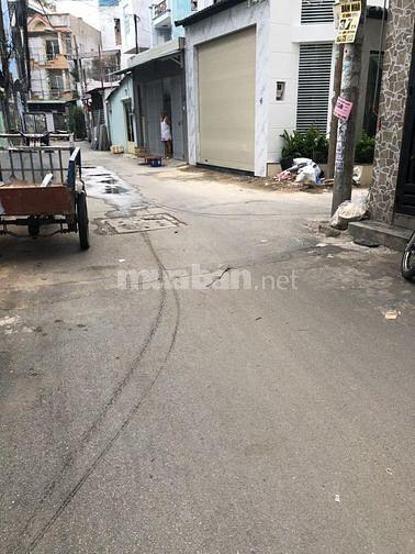 Bán biệt thự mini hẻm xe tải Phan Văn Trị đối diện Cityland Emart