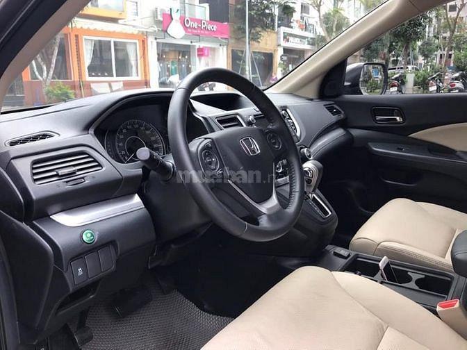 Cần bán xe Honda CR-V 2017 Bản 2.0 màu Xám.